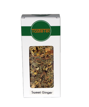 TasteTec Sweet Ginger BIO 100g Box