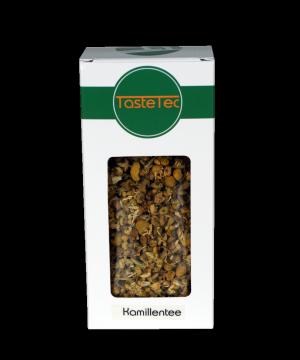 TasteTec Tea Kamillentee BIO, 70g Box