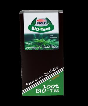 Stolz BIO-Tee, Mein beruhigender Hanftee BIO, 10g Box
