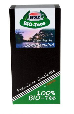 Stolz BIO-Tee, Mein frischer Sommerwind BIO, 50g Box