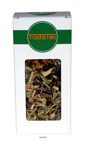 TasteTec Tea Fresh Ginger BIO, 100g Box