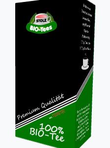 Stolz BIO-Tee, Mein wohltuender Kamillentee BIO, 40g Box