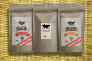 14er Tee-Set – Genusspaket Delicioustea 04 BIO >Best-Price-Deal<