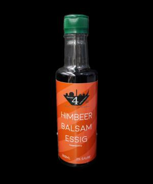 G4J Himbeer Balsam Essig 3%, 300ml PET-Flasche mit Ausgießer