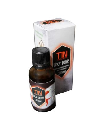 TTN Spicy Drops, 30ml Tropfflasche in Box